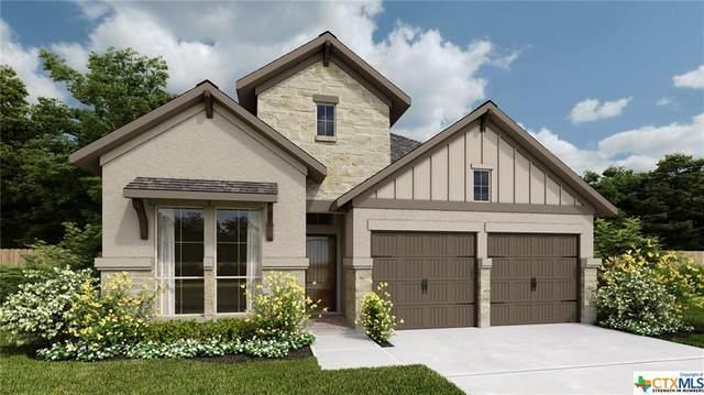 741 Blue Oak Boulevard, San Marcos, TX 78666 (#413903) :: All City Real Estate