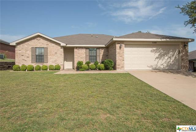 1109 Travis Circle, Copperas Cove, TX 76522 (#413922) :: First Texas Brokerage Company