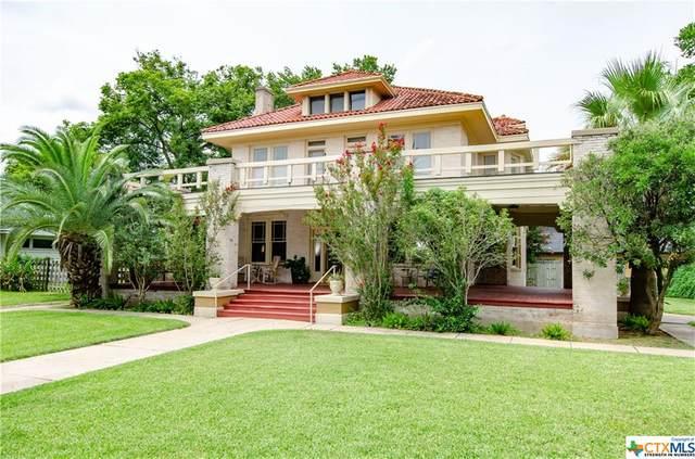 104 W Reuss Boulevard, Cuero, TX 77954 (MLS #413941) :: RE/MAX Land & Homes