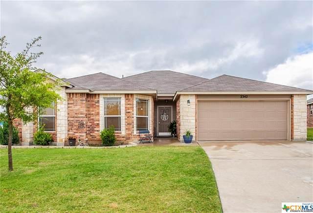 2342 Washington Drive, Belton, TX 76513 (MLS #413949) :: The Real Estate Home Team