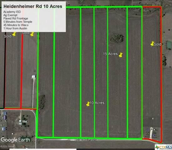 00 Heidenheimer Road, Heidenheimer, TX 76533 (MLS #414021) :: The Real Estate Home Team