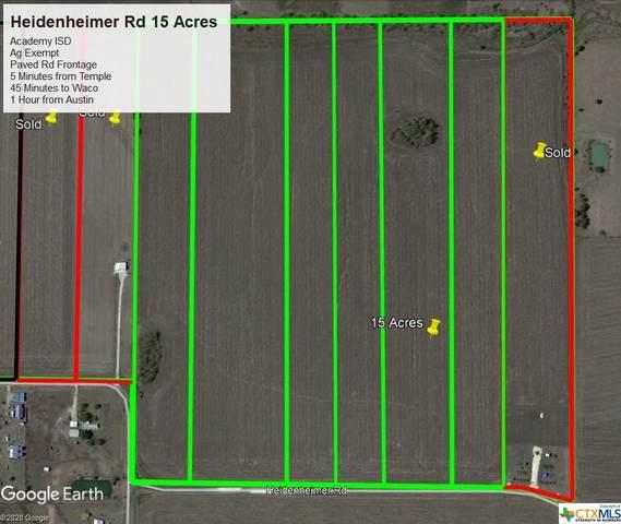 000 Heidenheimer Rd Road, Heidenheimer, TX 76533 (MLS #414029) :: The Real Estate Home Team