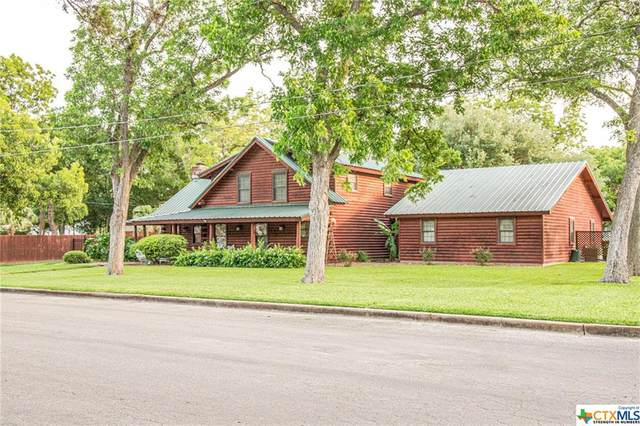 310 N Avenue G, Shiner, TX 77984 (MLS #414040) :: The Zaplac Group