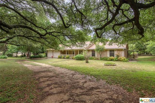 4017 Amanda Drive, Salado, TX 76571 (#414046) :: First Texas Brokerage Company