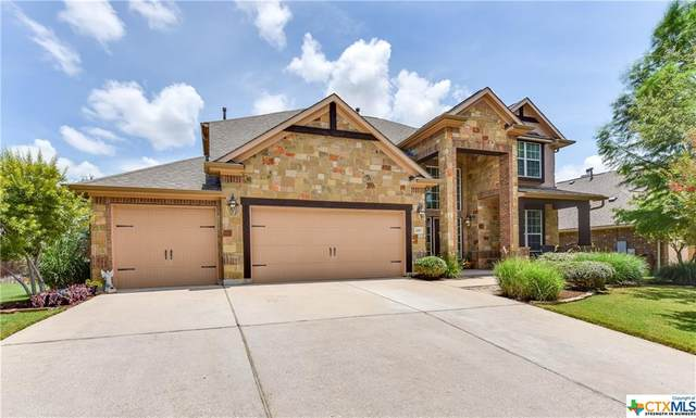 109 Florenz Lane, Georgetown, TX 78628 (MLS #414103) :: The Real Estate Home Team
