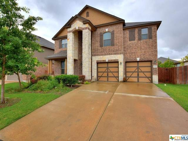 1506 Crested Butte Way, Georgetown, TX 78626 (MLS #414117) :: Berkshire Hathaway HomeServices Don Johnson, REALTORS®