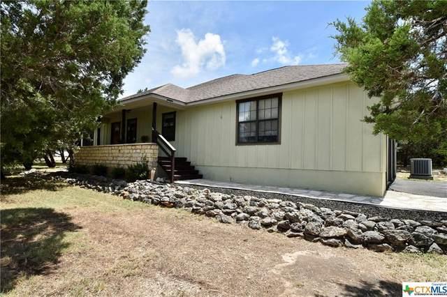 1414 Bellewood Lane, Canyon Lake, TX 78133 (MLS #414119) :: The Real Estate Home Team