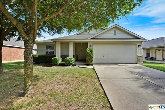 404 Bubbling Brook Drive, Hutto, TX 78634 (MLS #414126) :: The Zaplac Group