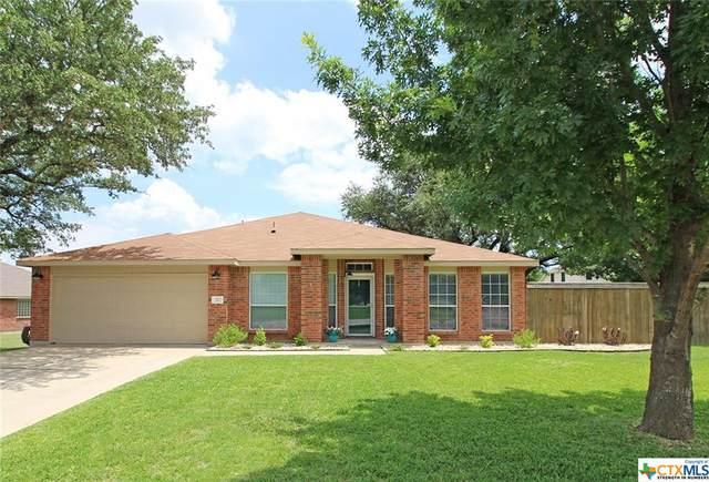 312 Ponderosa Drive, Harker Heights, TX 76548 (#414151) :: First Texas Brokerage Company