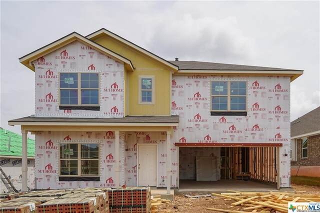 6017 Carriage Cape, San Antonio, TX 78261 (#414162) :: All City Real Estate