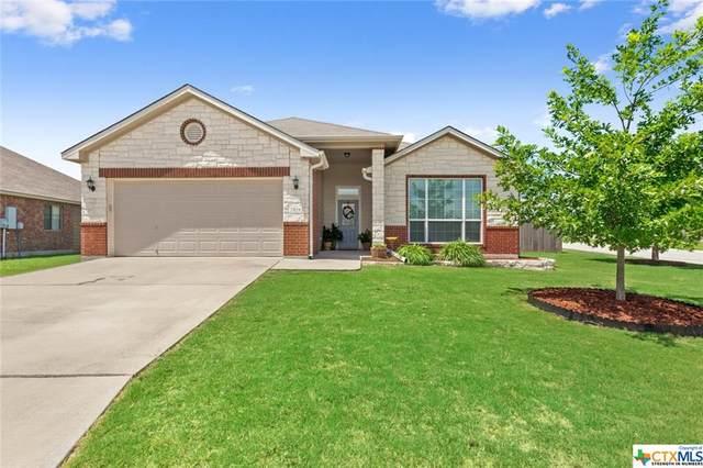 7304 Amber Meadow Loop, Temple, TX 76502 (MLS #414163) :: Kopecky Group at RE/MAX Land & Homes