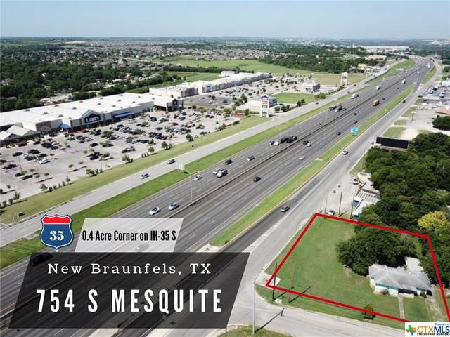 754 S Mesquite Avenue, New Braunfels, TX 78130 (MLS #414191) :: The Real Estate Home Team