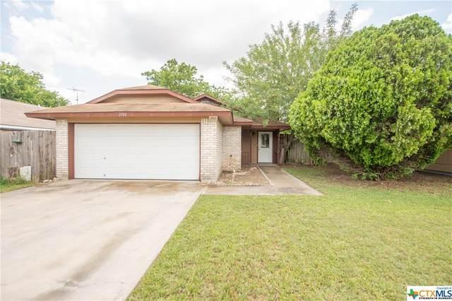 2106 Cimmaron Drive, Killeen, TX 76543 (MLS #414237) :: Kopecky Group at RE/MAX Land & Homes