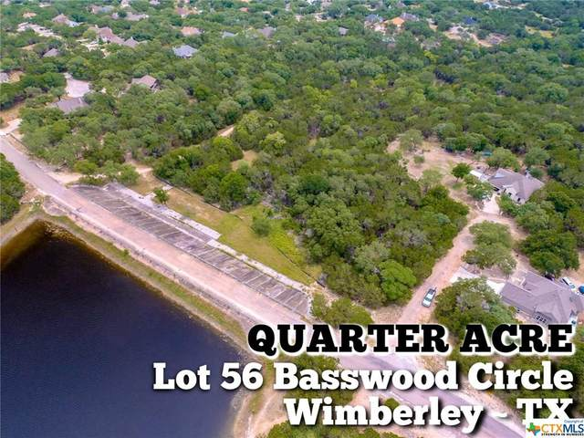 Lot 56 Basswood Circle, Wimberley, TX 78676 (MLS #414254) :: Vista Real Estate