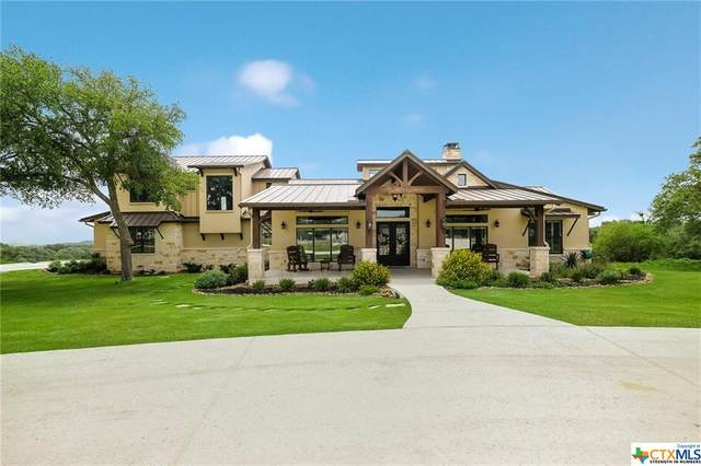 1040 Ranger Ridge, New Braunfels, TX 78132 (MLS #414257) :: Vista Real Estate