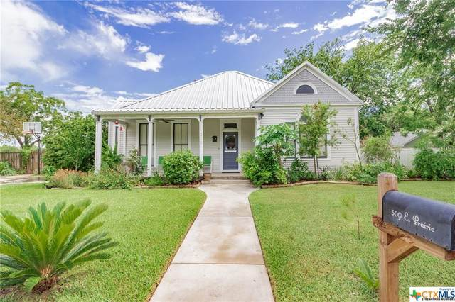309 E Prairie, Cuero, TX 77954 (MLS #414270) :: The Real Estate Home Team