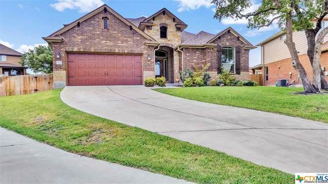 822 Terra Cotta Court, Harker Heights, TX 76548 (MLS #414278) :: The Real Estate Home Team