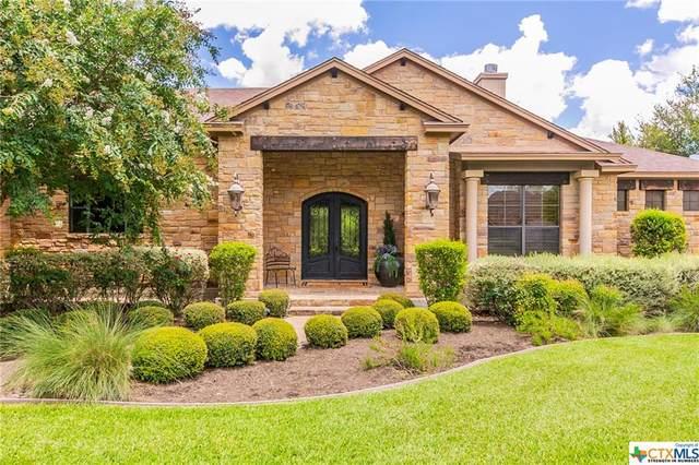 2407 Canyon Springs Drive, Belton, TX 76513 (MLS #414309) :: Berkshire Hathaway HomeServices Don Johnson, REALTORS®
