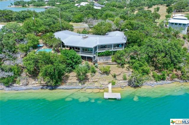 1505 County Road 133, Burnet, TX 78611 (MLS #414329) :: The Real Estate Home Team