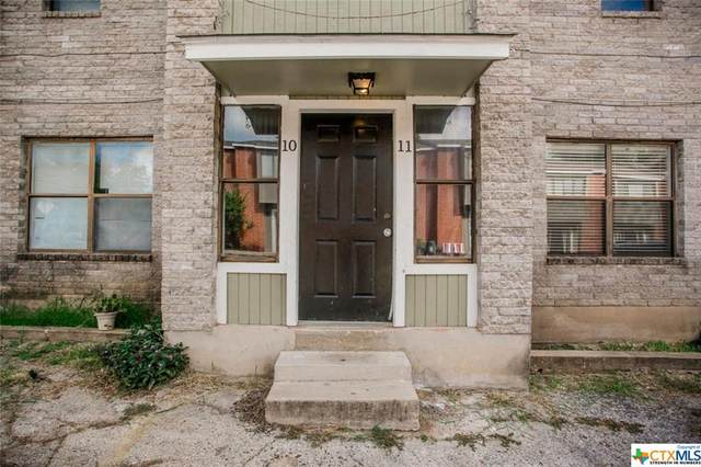 1221 W Hopkins Street #11, San Marcos, TX 78666 (MLS #414355) :: The Real Estate Home Team