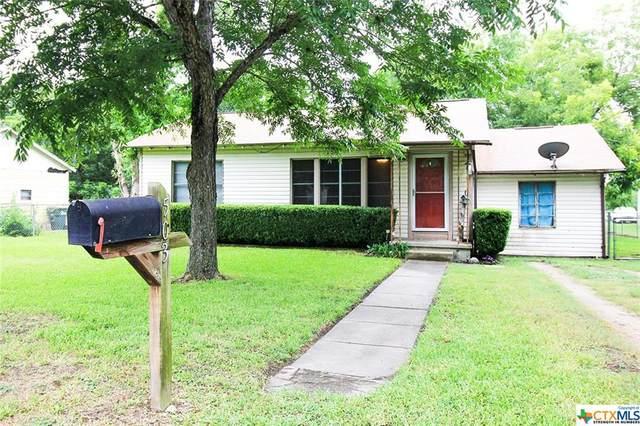 503 E Hamilton Street, Cuero, TX 77954 (MLS #414357) :: Kopecky Group at RE/MAX Land & Homes