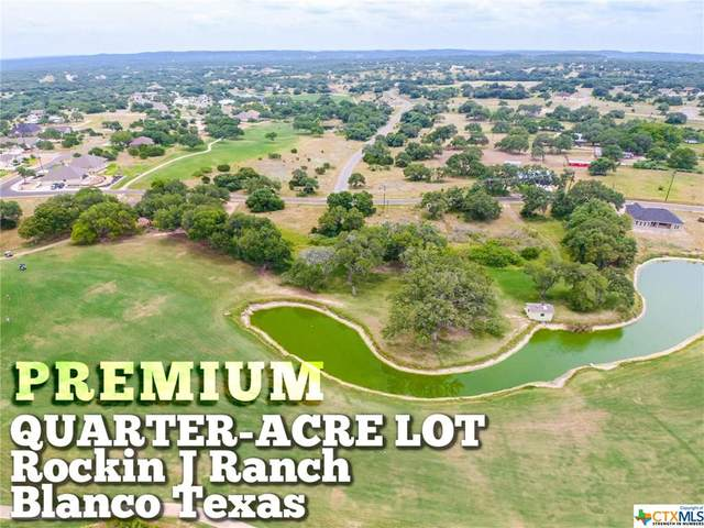 Lot 590 John Price, Blanco, TX 78606 (MLS #414364) :: Berkshire Hathaway HomeServices Don Johnson, REALTORS®