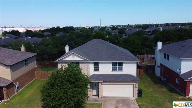 2103 Herndon Drive, Killeen, TX 76543 (MLS #414371) :: The Real Estate Home Team