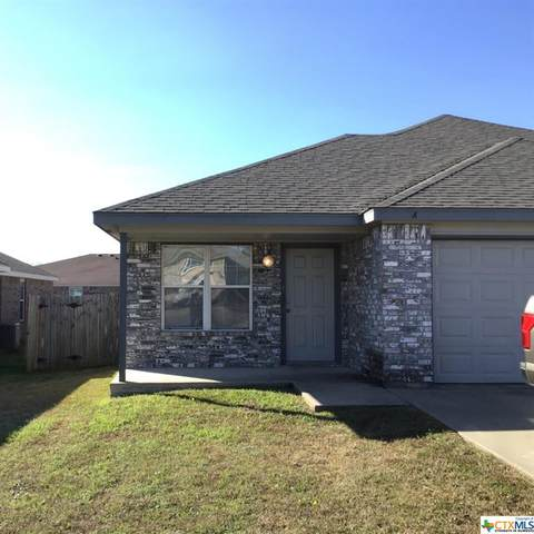 1714 Ute Trail, Harker Heights, TX 76548 (#414374) :: First Texas Brokerage Company