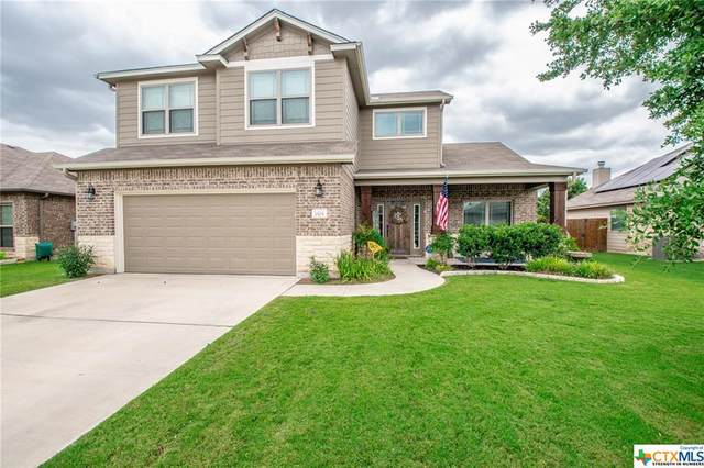 1505 Neuberry Cliffe, Temple, TX 76502 (MLS #414376) :: Kopecky Group at RE/MAX Land & Homes