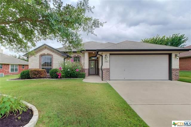 3105 Sarita Cove, Belton, TX 76513 (MLS #414405) :: The Real Estate Home Team