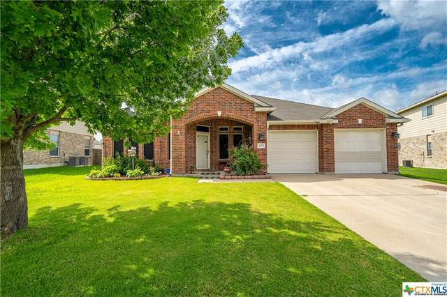 635 Tundra Drive, Harker Heights, TX 76548 (#414425) :: All City Real Estate