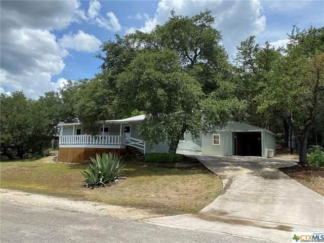 1235 Sequoia Trail, Canyon Lake, TX 78133 (MLS #414432) :: Berkshire Hathaway HomeServices Don Johnson, REALTORS®