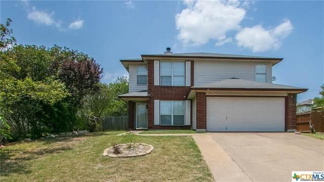1607 Grey Fox Trail, Killeen, TX 76543 (MLS #414483) :: Kopecky Group at RE/MAX Land & Homes