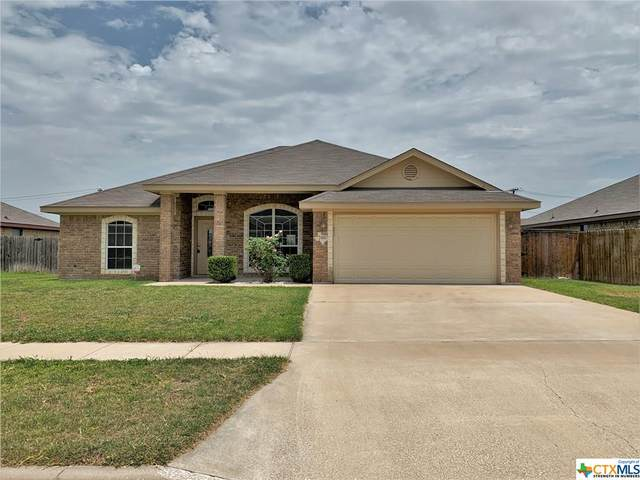 2406 Terry Drive, Copperas Cove, TX 76522 (#414533) :: First Texas Brokerage Company