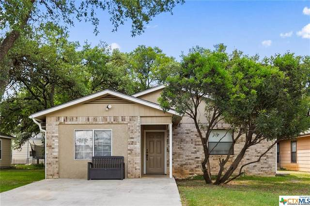 1502 Earle Street, San Marcos, TX 78666 (MLS #414549) :: Kopecky Group at RE/MAX Land & Homes