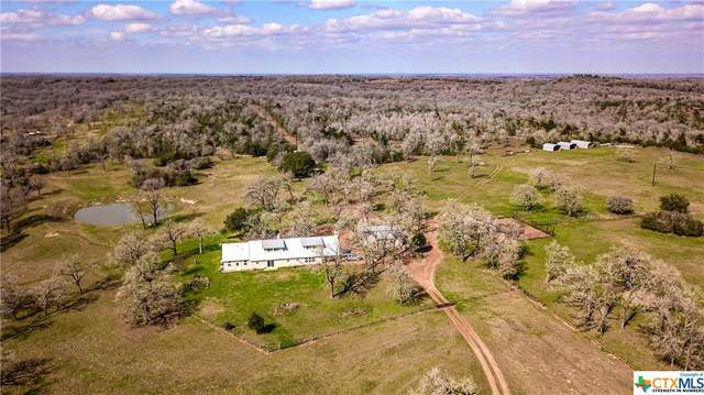 1166 County Road 259, Gonzales, TX 78629 (MLS #414575) :: Berkshire Hathaway HomeServices Don Johnson, REALTORS®