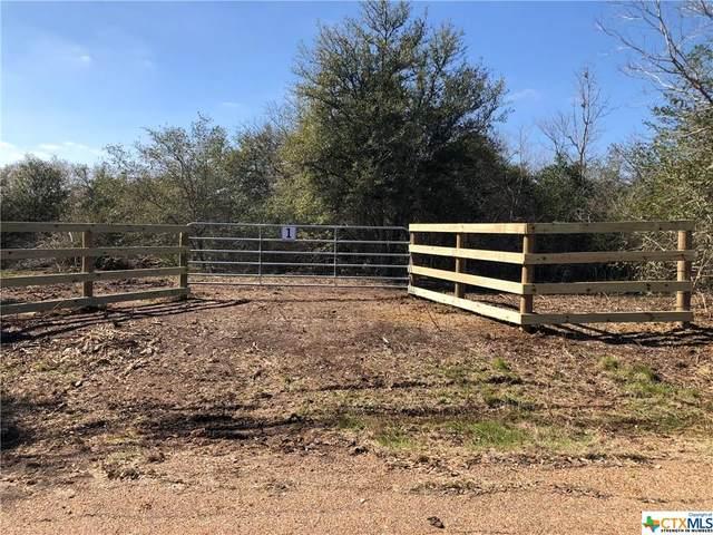 475 Elm Creek Rd., Waelder, TX 78959 (MLS #414615) :: RE/MAX Land & Homes