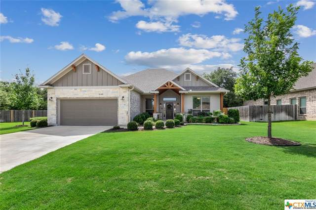 10507 Bryson Drive, Temple, TX 76502 (MLS #414638) :: Kopecky Group at RE/MAX Land & Homes