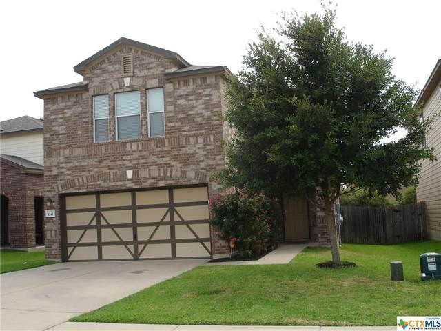 1041 Tumbleweed Trail, Temple, TX 76502 (MLS #414644) :: The Real Estate Home Team