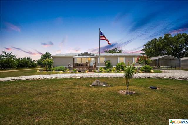 121 Airport Road, Gatesville, TX 76528 (MLS #414672) :: RE/MAX Family