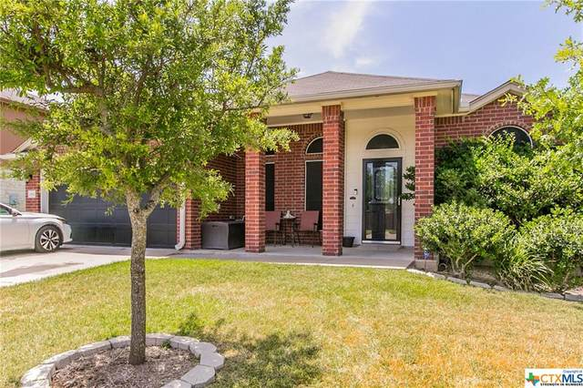 10117 Orion Drive, Temple, TX 76502 (MLS #414684) :: Brautigan Realty