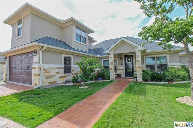 449 Jake Drive, Jarrell, TX 76537 (MLS #414686) :: Isbell Realtors