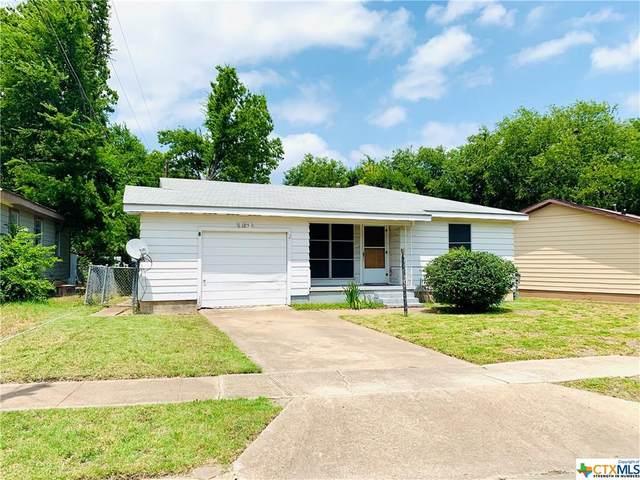 105 E Voelter Avenue, Killeen, TX 76541 (MLS #414689) :: Vista Real Estate