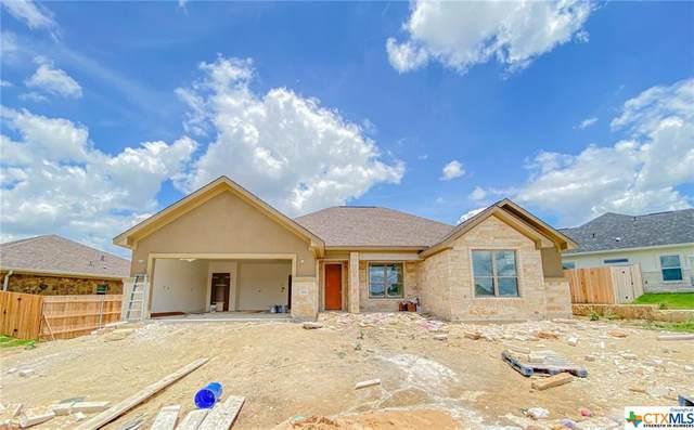 104 Don Drive, Jarrell, TX 76537 (MLS #414693) :: Isbell Realtors