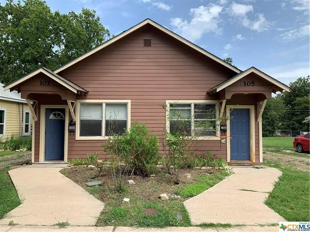 103 S 25th Street, Temple, TX 76504 (MLS #414703) :: Kopecky Group at RE/MAX Land & Homes