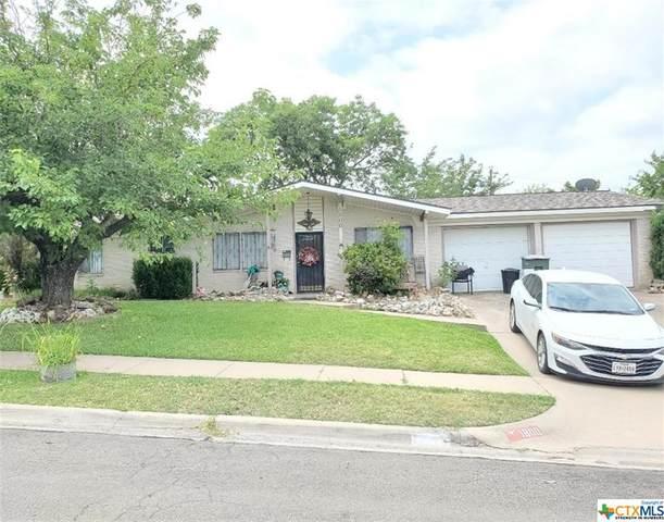 1800 Glendale Drive, Killeen, TX 76549 (MLS #414720) :: Vista Real Estate