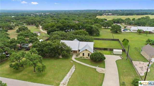 711 Live Oak Drive, Johnson City, TX 78636 (#414722) :: Realty Executives - Town & Country