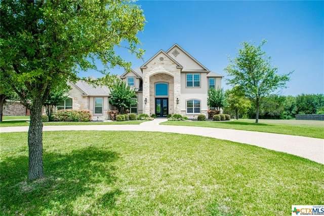 1903 Deerfield Drive, Temple, TX 76502 (MLS #414724) :: Isbell Realtors