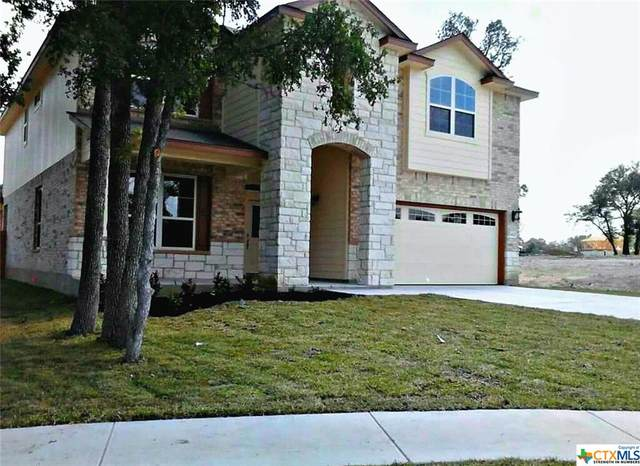 3612 Parkmill Drive, Killeen, TX 76542 (MLS #414729) :: Vista Real Estate