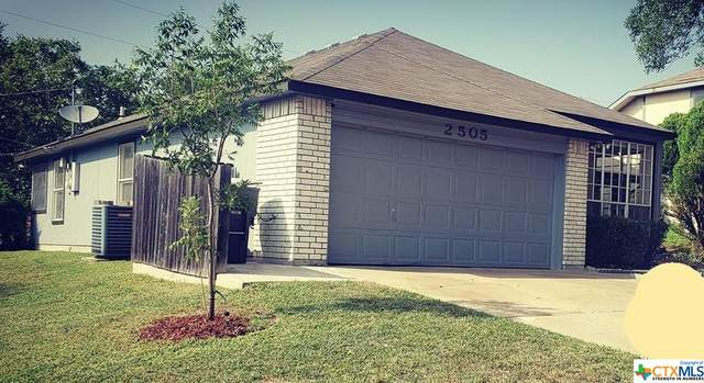 2505 Kilgore Drive, Killeen, TX 76543 (MLS #414741) :: The Real Estate Home Team